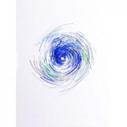 Twister 80x60 (blau) |...