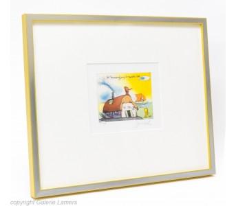 Janosch Original Kunst Bilder kaufen