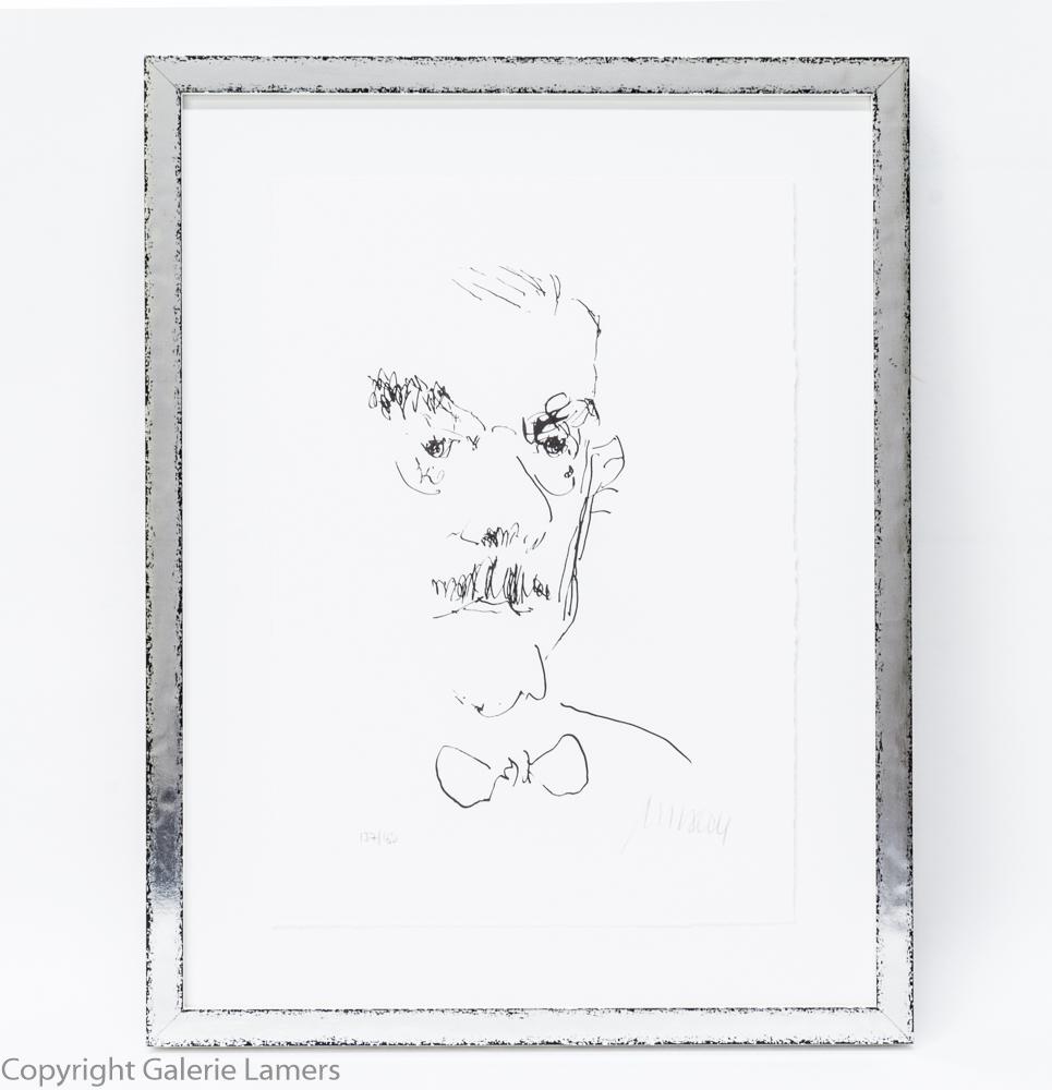 Armin-Mueller-Stahl Bilder Rahmen Silber
